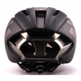 CAIRBULL Helm Sepeda Magnetic Visor Removable Lens - Size L - Black/Gray - 5
