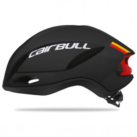 Helm Sepeda / Cycling Helmet - CAIRBULL Helm Sepeda MTB Trail Aerodynamics EPS Foam - CAIRBULL-06 - Black/Red