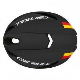 CAIRBULL Helm Sepeda MTB Trail Aerodynamics EPS Foam - CAIRBULL-06 - Black/Red - 4