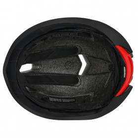 CAIRBULL Helm Sepeda MTB Trail Aerodynamics EPS Foam - CAIRBULL-06 - Black/Red - 5