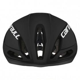 CAIRBULL Helm Sepeda MTB Trail Aerodynamics EPS Foam - CAIRBULL-06 - Black White - 2