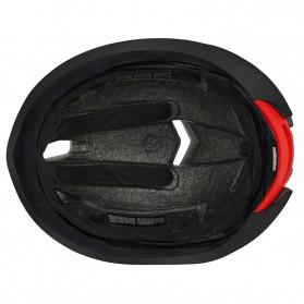 CAIRBULL Helm Sepeda MTB Trail Aerodynamics EPS Foam - CAIRBULL-06 - Black White - 5