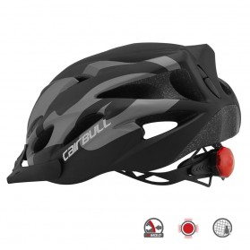 CAIRBULL Helm Sepeda Powermeter MTB Breathable Cycling Helmet - CB-27 FUNGO - Black