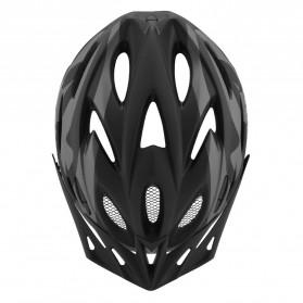 CAIRBULL Helm Sepeda Powermeter MTB Breathable Cycling Helmet - CB-27 FUNGO - Black - 4