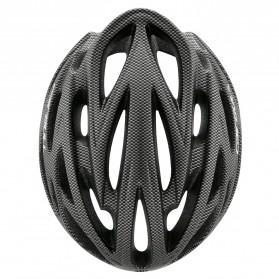 CAIRBULL Helm Sepeda Powermeter MTB Breathable Cycling Helmet Visor Removable Lens - CB26 - Black White - 5