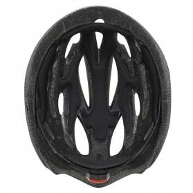 CAIRBULL Helm Sepeda Powermeter MTB Breathable Cycling Helmet Visor Removable Lens - CB26 - Black White - 6