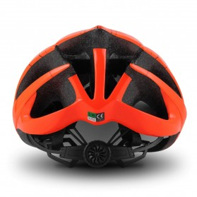 CAIRBULL Helm Sepeda Ultralight Air Vents Cycling Bike Cap Size L - CB-01 - Orange - 2