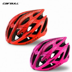 CAIRBULL Helm Sepeda Ultralight Air Vents Cycling Bike Cap Size L - CB-01 - White - 6