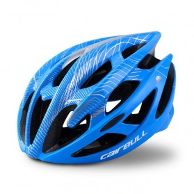 CAIRBULL Helm Sepeda Ultralight Air Vents Cycling Bike Cap Size L - CB-01 - Blue - 1