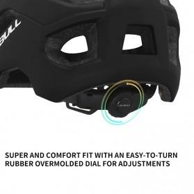 Cairbull Helm Sepeda Ultralight Cycling Bike Helmet - CB-19 - White/Red - 3