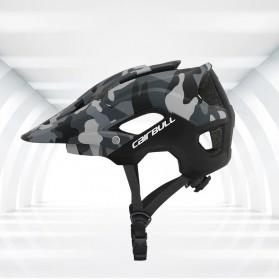 Cairbull Helm Sepeda Ultralight Cycling Bike Helmet - CB-19 - White/Red - 5