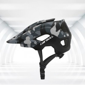 Cairbull Helm Sepeda Ultralight Cycling Bike Helmet - CB-19 - Camouflage - 5