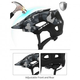 Cairbull Helm Sepeda Ultralight Cycling Bike Helmet - CB-19 - Camouflage - 7