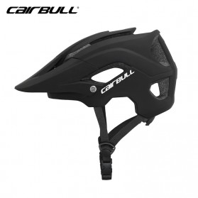 Cairbull Helm Sepeda Ultralight Cycling Bike Helmet - CB-19 - Black - 1