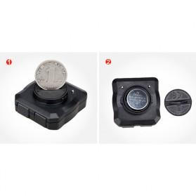 Inbike Speedometer Sepeda 14 Function LCD Display Bicycle - Black/Blue - 5