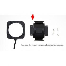 Inbike Speedometer Sepeda 14 Function LCD Display Bicycle - Black/Blue - 7