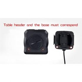 Inbike Speedometer Sepeda 14 Function LCD Display Bicycle - Black/Blue - 8
