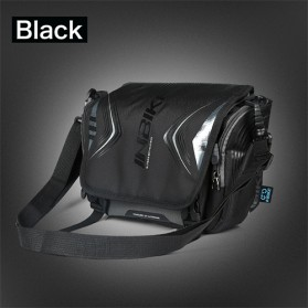 INBIKE Tas Sepeda Multifungsi Sporty Bicycle Bag Waterproof - H-9 - Black