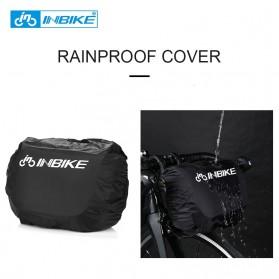 INBIKE Tas Sepeda Multifungsi Sporty Bicycle Bag Waterproof - H-9 - Black/Green - 5
