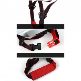 INBIKE Helm Sepeda MTB Ultralight Windproof Lens Size M - MX-3 - Silver - 10