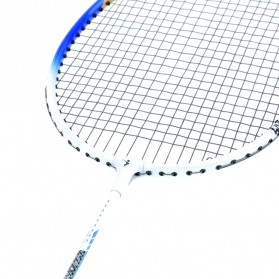 REGAIL Raket Badminton Aluminium 2 PCS - 718A - Blue - 2
