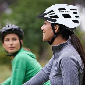 WEST BIKING Helm Sepeda Cycling Bike Helmet - TK-YP07 - Black - 10