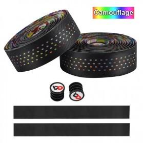 West Biking Hand Grip Bar Tape Sepeda PU EVA 2Roll - YP0804039 - Multi-Color