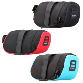 B-SOUL Tas Sepeda Waterproof Bag - WB13006 - Black - 5