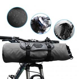NEWBOLER Tas Sepeda Front Saddle Bag 10L - BAG005 - Black - 3