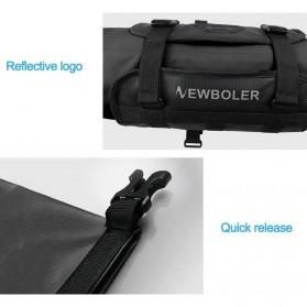 NEWBOLER Tas Sepeda Front Saddle Bag 10L - BAG005 - Black - 7