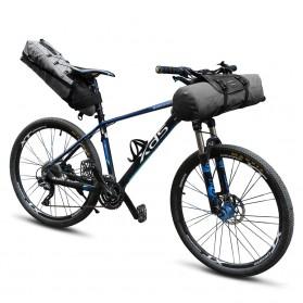 NEWBOLER Tas Sepeda Front Saddle Bag 10L - BAG005 - Black - 9