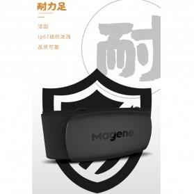 MAGENE Heart Rate Sensor Belt Dual Mode ANT+ & Bluetooth - H64 - Black - 2