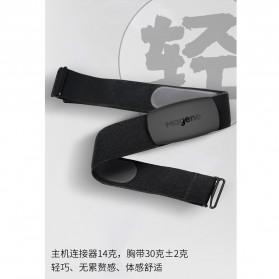 MAGENE Heart Rate Sensor Belt Dual Mode ANT+ & Bluetooth - H64 - Black - 3