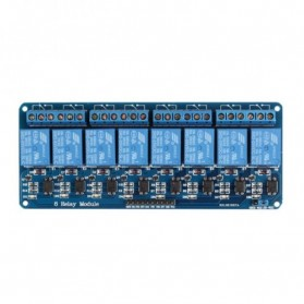 SainSmart 8 Channel Relay Module for Arduino Raspberry Pi DC 5V