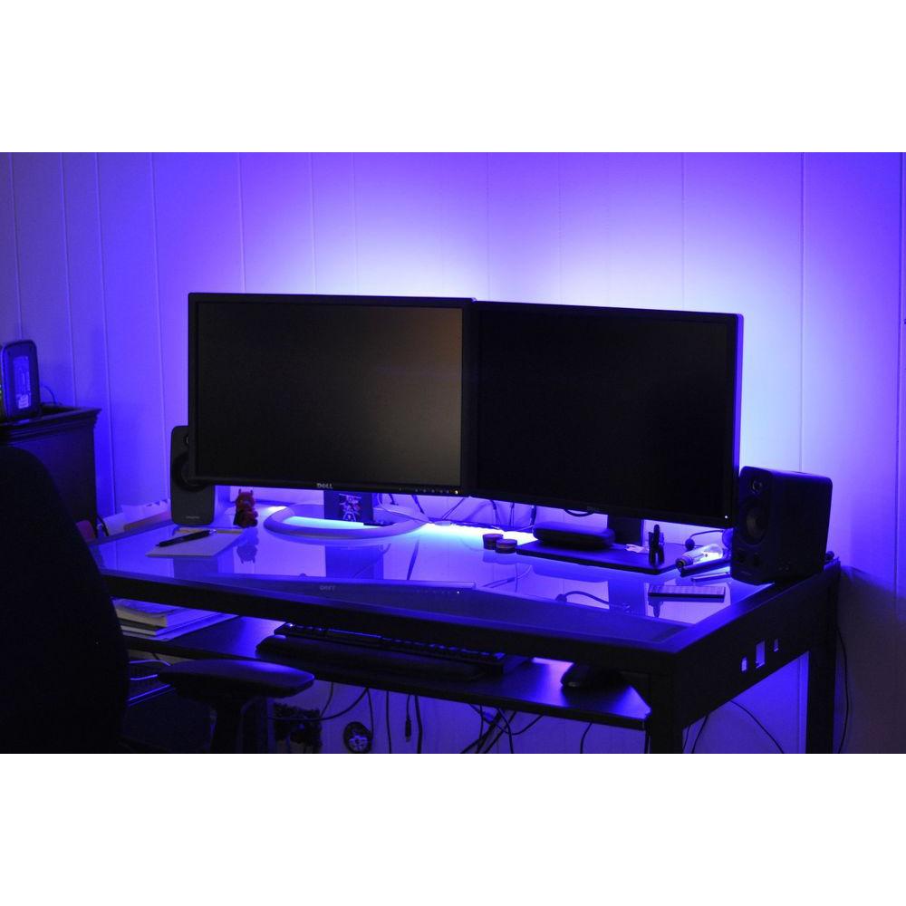 Audacieuse Lampu Neon LED Light Strip for CPU 60CM - Red - JakartaNotebook.com XO-75