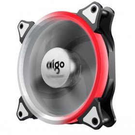Aigo Aurora C5 CPU Fan RGB LED 120mm 5PCS with Controller - 3