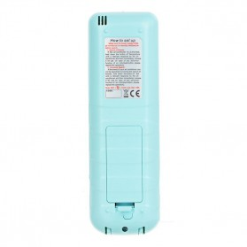 CHUNGHOP Universal AC Remote Controller - K-209ES - Blue - 3