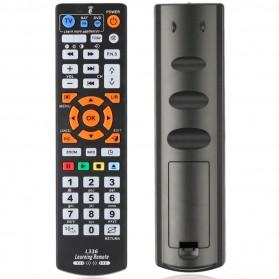 CHUNGHOP Universal Learning IR Remote - L336 - Black
