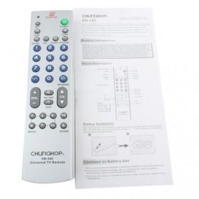 CHUNGHOP Universal TV Remote Control - RM-68E - Silver - 3