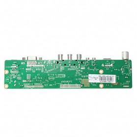 Universal LCD Controller Board TV Motherboard VGA / HDMI / AV / TV / USB - Black - 6