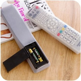 Sarung Silikon Remot Kontrol TV AC - Transparent