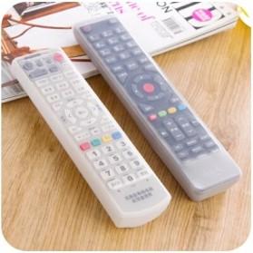 Sarung Silikon Remot Kontrol TV AC - Transparent - 7