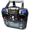 Drone - FlySky Remot Kontrol Drone RC Transmitter 2.4Ghz - Fs-i6 - Black
