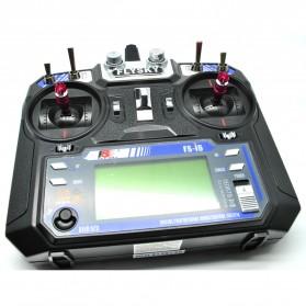 FlySky Remot Kontrol Drone RC Transmitter 2.4Ghz - Fs-i6 - Black - 3
