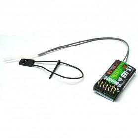 FlySky Remot Kontrol Drone RC Transmitter 2.4Ghz - Fs-i6 - Black - 4