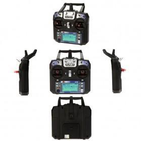FlySky Remot Kontrol Drone RC Transmitter 2.4Ghz - Fs-i6 - Black - 8