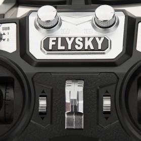 FlySky Remot Kontrol Drone RC Transmitter 2.4Ghz - Fs-i6 - Black - 9