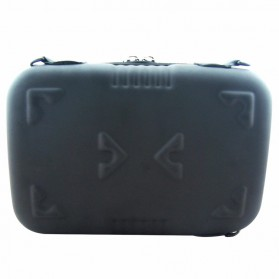 Tas Remote Control untuk FlySky GT-3C FS-T6 FS-I6 FS-TH9X - Black - 2