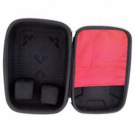 Tas Remote Control untuk FlySky GT-3C FS-T6 FS-I6 FS-TH9X - Black - 5