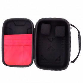 Tas Remote Control untuk FlySky GT-3C FS-T6 FS-I6 FS-TH9X - Black - 6